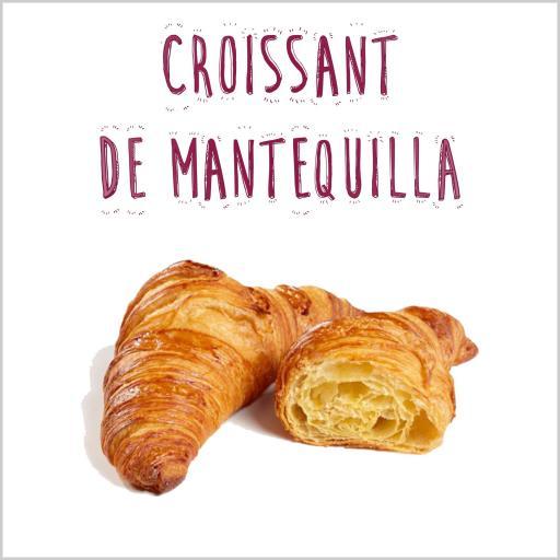 Croissant de Mantequilla [0]
