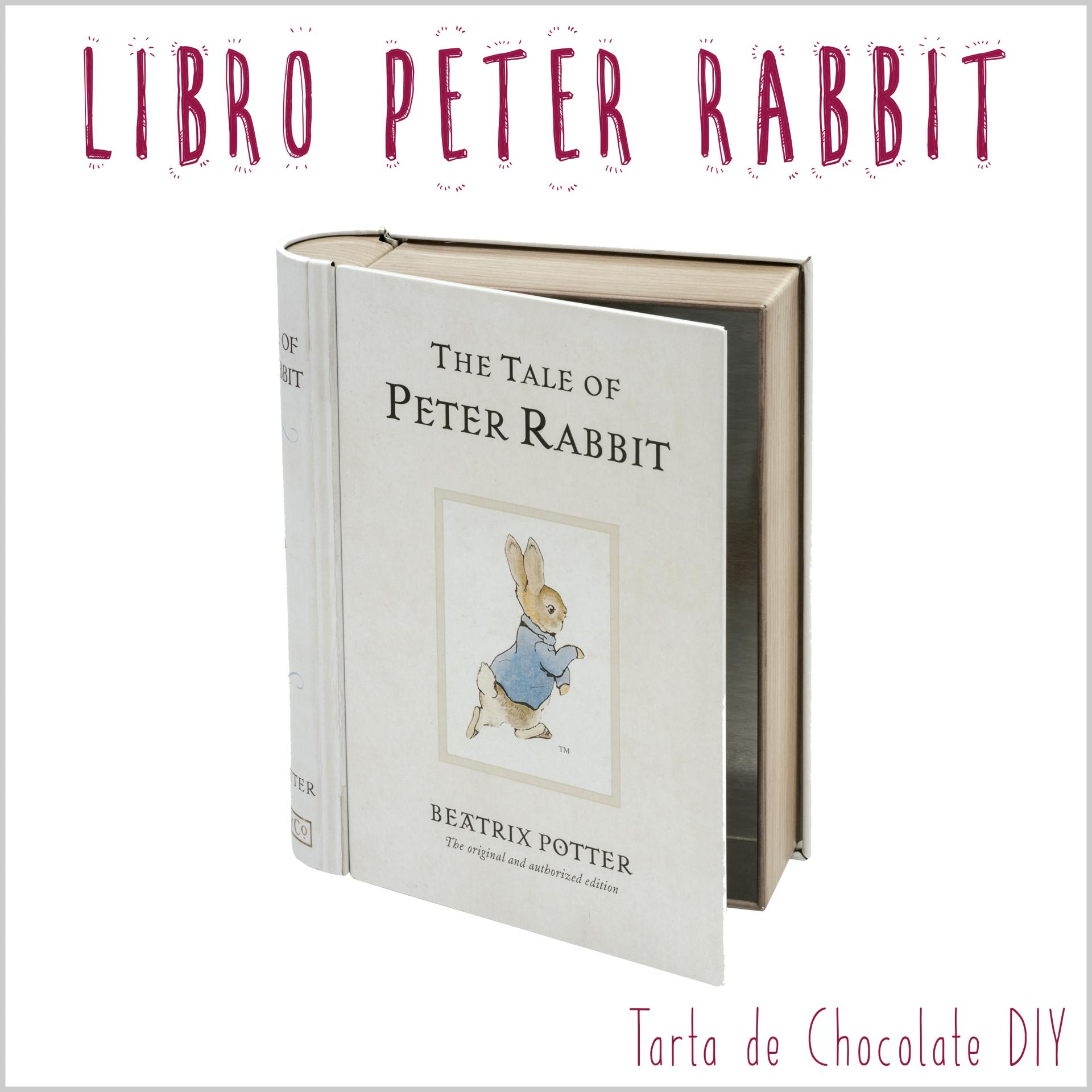 Libro de Peter Rabbit