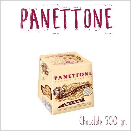 Chocolate 500 gr.