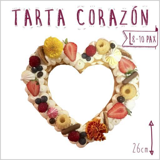 Tarta Corazón L [3]