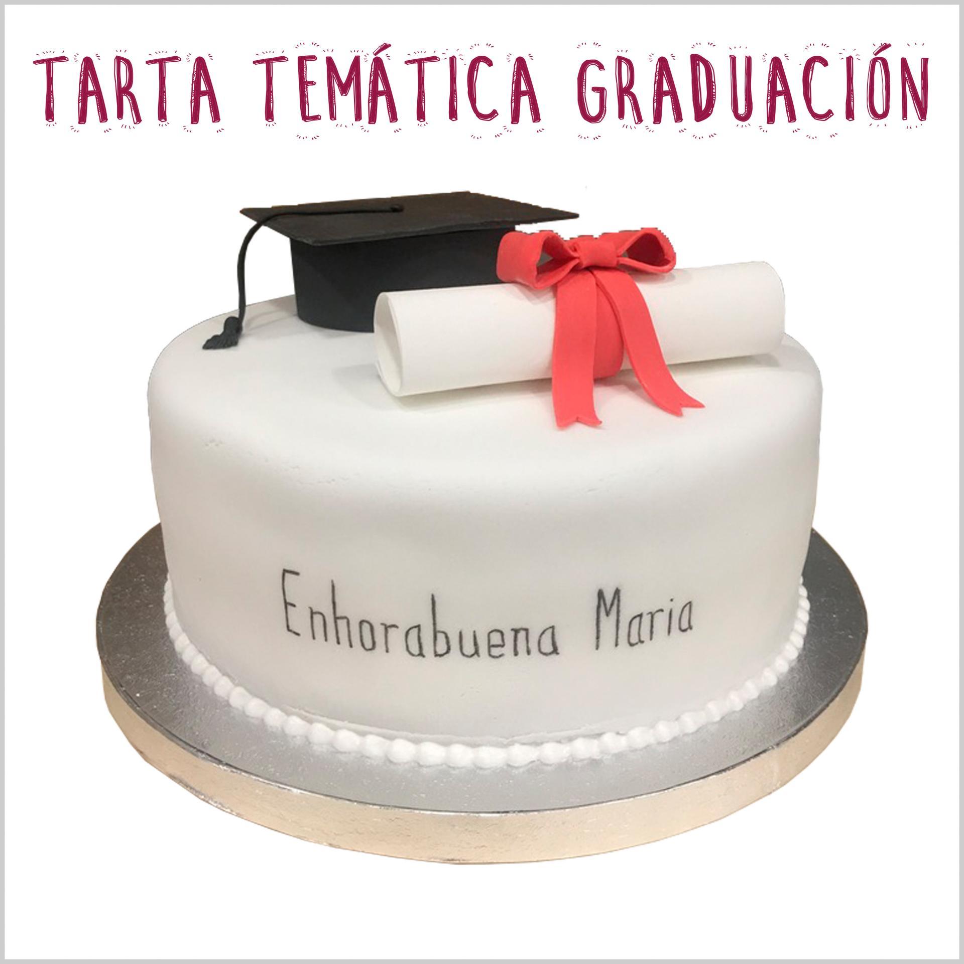 Tarta Graduación
