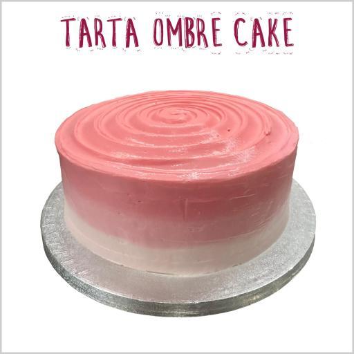 Tarta Ombre Cake