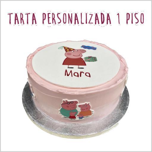 Tarta Personalizada 1 Piso