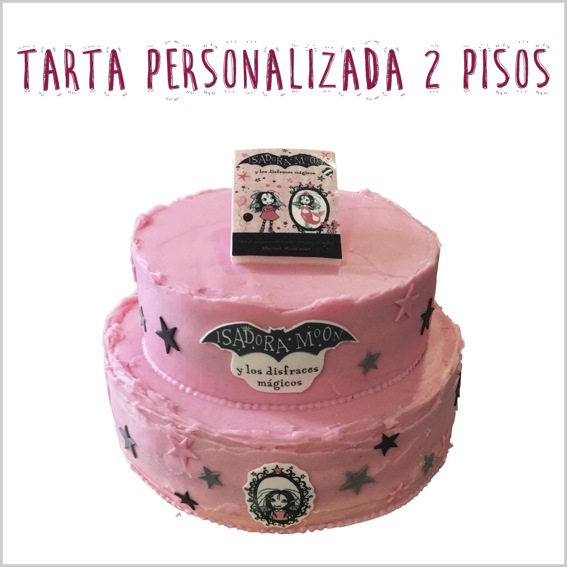 Tarta Personalizada 2 Pisos