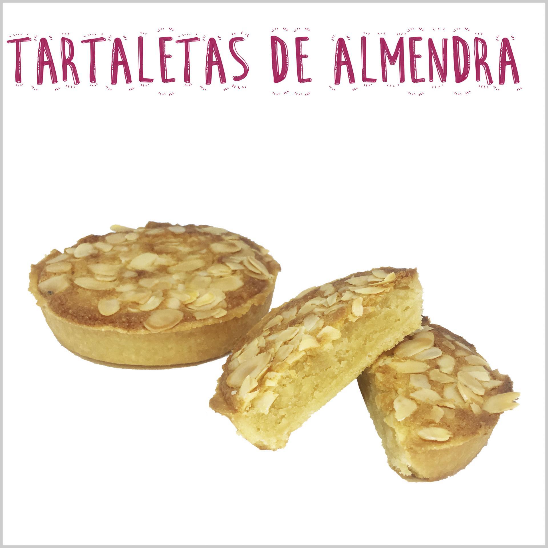 Tartaletas de Almendra