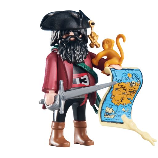 PLAYMOBIL 6433 CAPITAN PIRATA