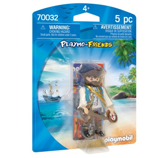 PLAYMOBIL  70032 PIRATA  PLAYMO-FRIENDS