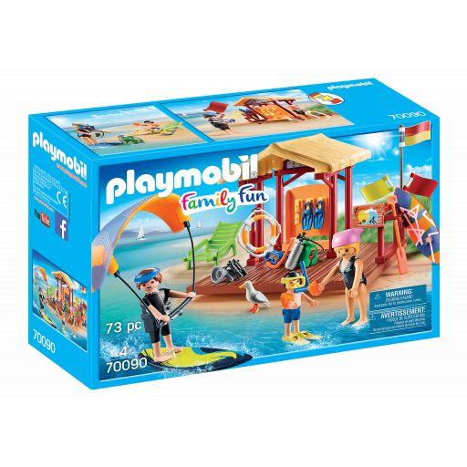 PLAYMOBIL 70090 CLASE DEPORTES DE AGUA