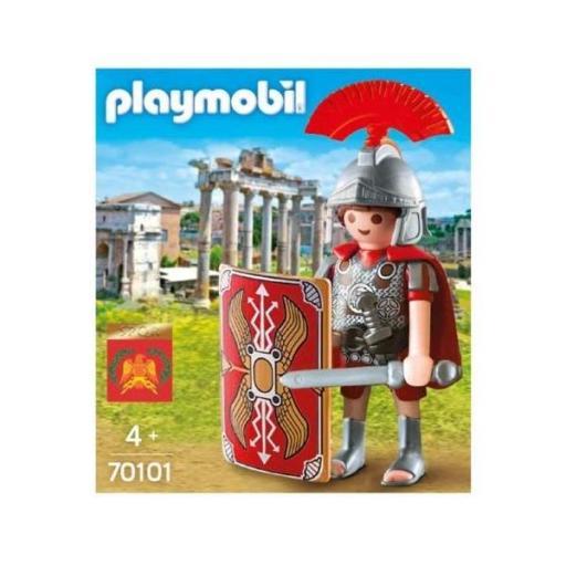 PLAYMOBIL 70101 CENTURION ROMANO (EDICION ITALIANA) (MARCA EN ZONA SUPERIOR CAJA) [0]