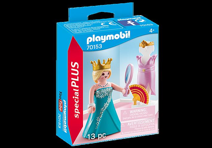 PLAYMOBIL 70153 PRINCESA CON MANIQUI