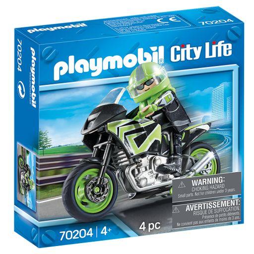 PLAYMOBIL 70204 MOTO