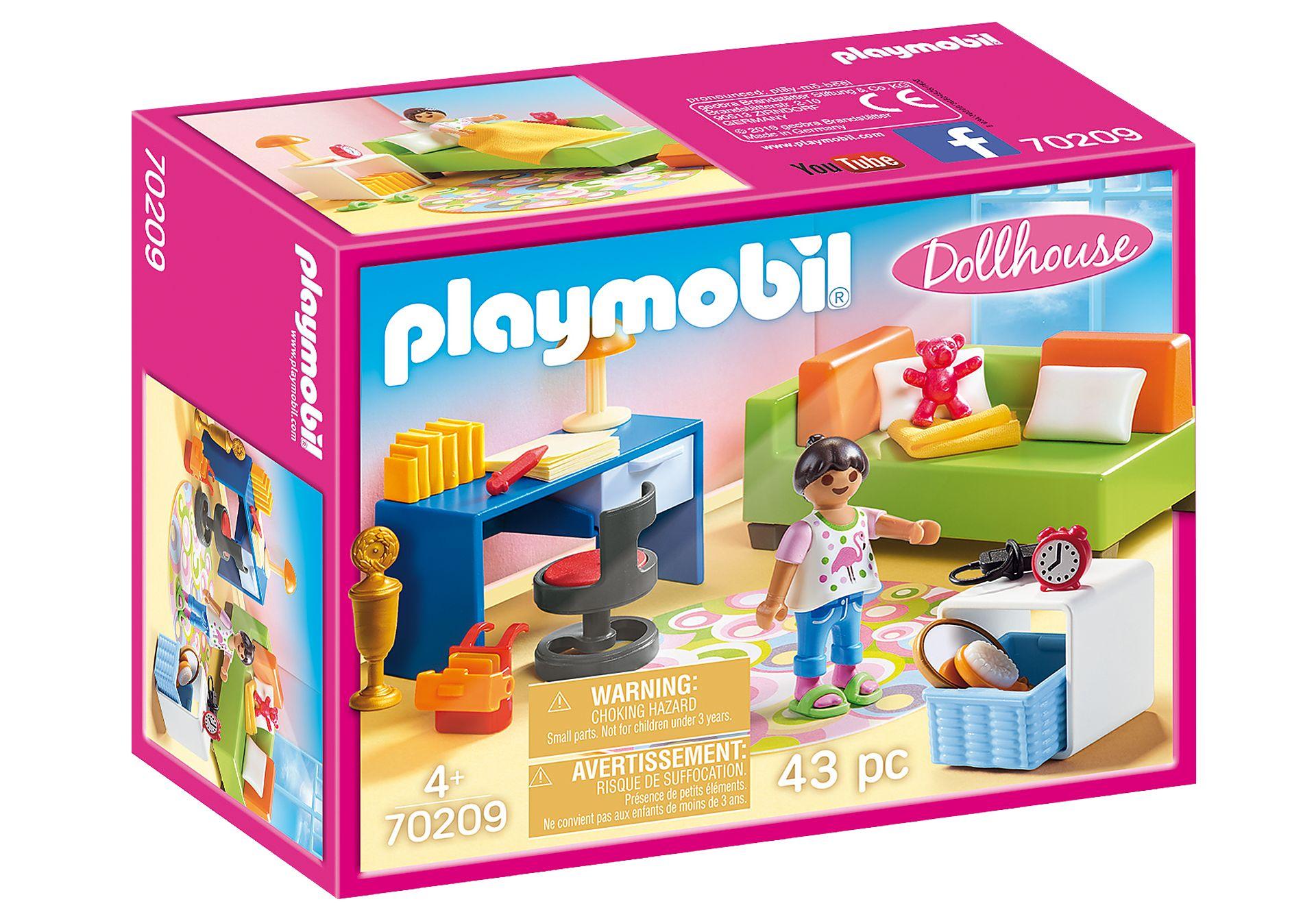 PLAYMOBIL 70209 HABITACION ADOLESCENTE