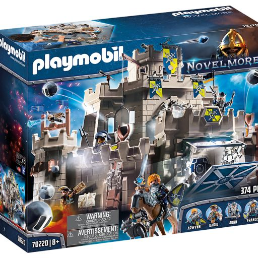 PLAYMOBIL 70220 GRAN CASTILLO DE NOVELMORE