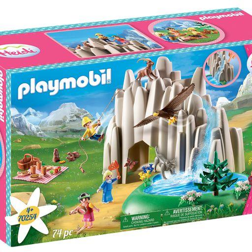 PLAYMOBIL 70254 LAGO DE CRISTAL [0]