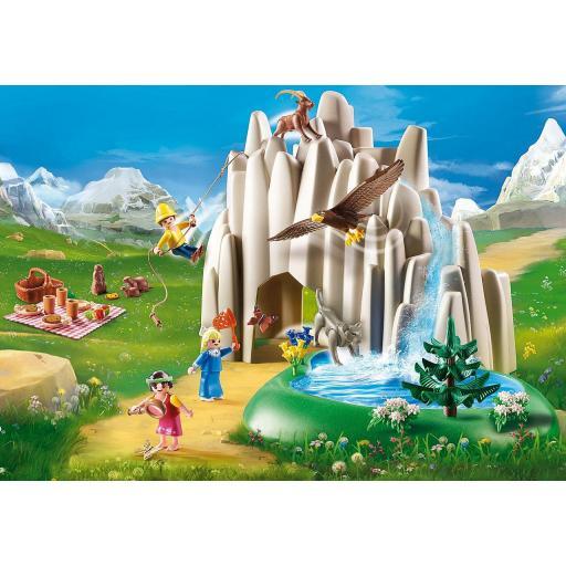 PLAYMOBIL 70254 LAGO DE CRISTAL [2]