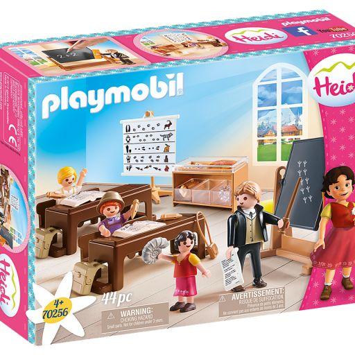 PLAYMOBIL 70256 HEIDI CLASE EN DÖRFLI
