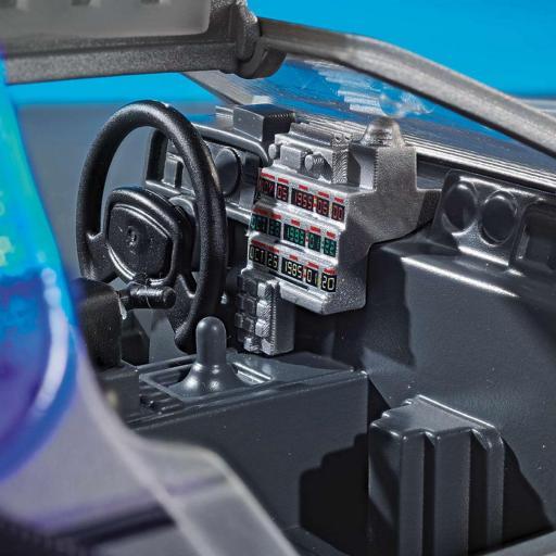 PLAYMOBIL 70317 Back to the Future DeLorean Regreso al futuro [3]