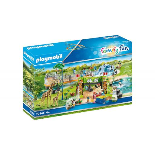 PLAYMOBIL 70341 GRAN ZOO