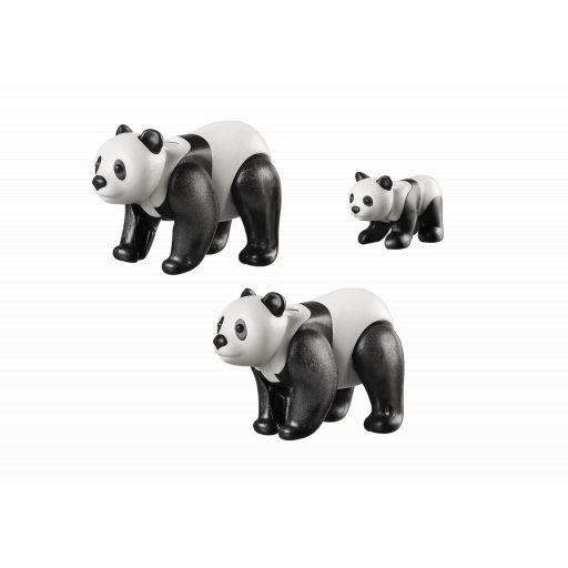 PLAYMOBIL 70353 PANDAS CON BEBES [1]