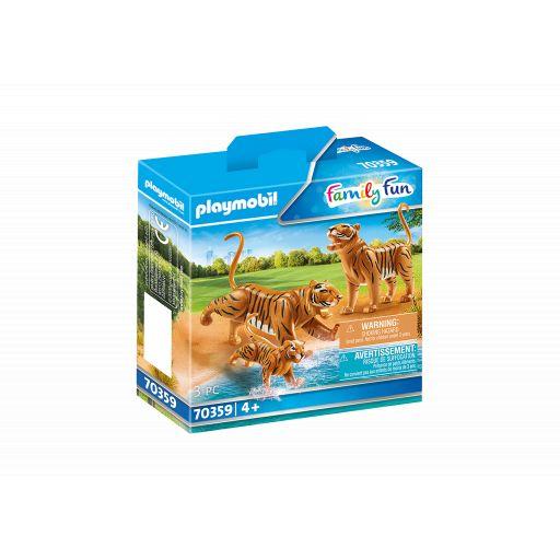 PLAYMOBIL 70359 TIGRES CON BEBE [0]