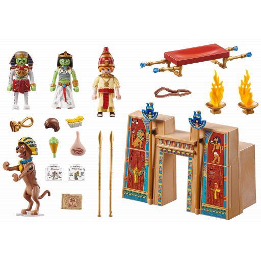 PLAYMOBIL 70365  SCOOBY-DOO AVENTURA EN EGIPTO [1]