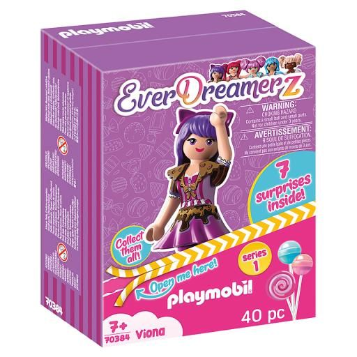 PLAYMOBIL 70384 VIONA CANDY WORLD STARLEEN EVERDREAMERZ