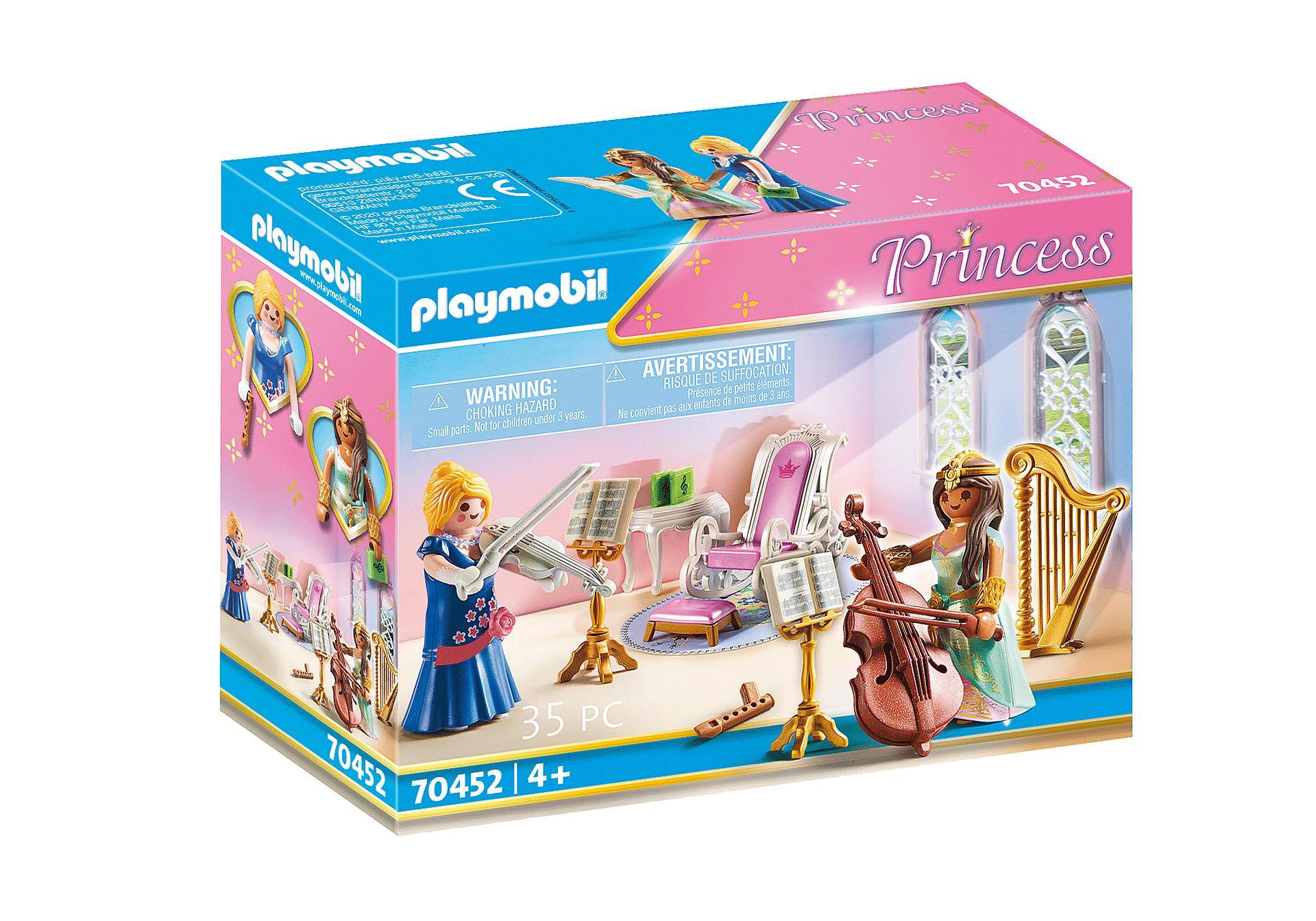 PLAYMOBIL 70452 CLASE DE MUSICA