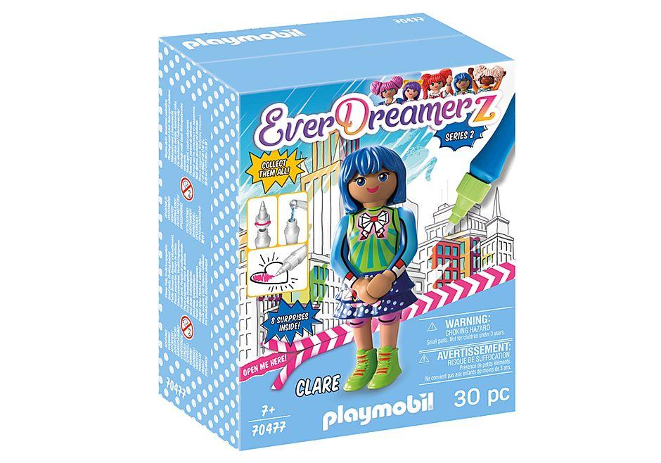 PLAYMOBIL 70477 EVERDREAMERZ SERIE 2 COMIC WORLD - CLARE