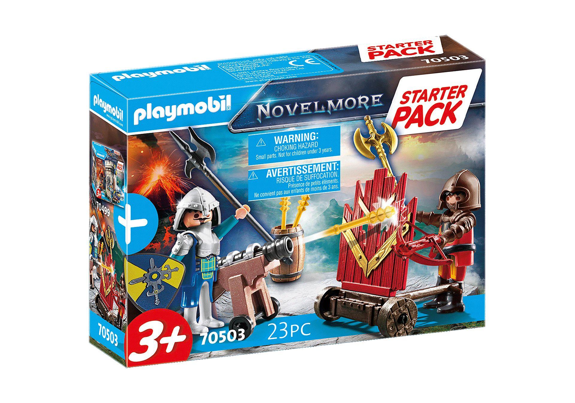 PLAYMOBIL 70503 STARTER PACK NOVELMORE
