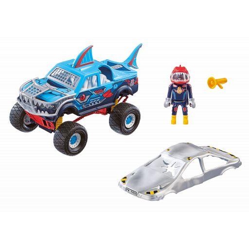 PLAYMOBIL 70550 STUNTSHOW MONSTER TRUCK SHARK [1]
