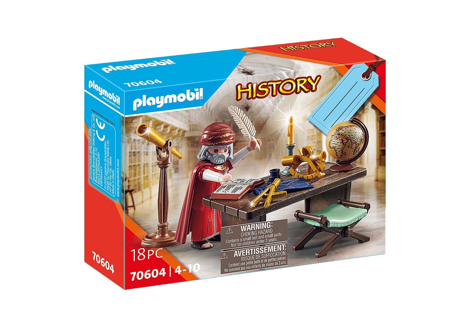 PLAYMOBIL 70604 ASTROLOGO