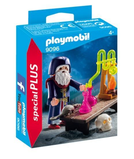 PLAYMOBIL 9096 ESPECIAL PLUS ALQUIMISTA MAGO