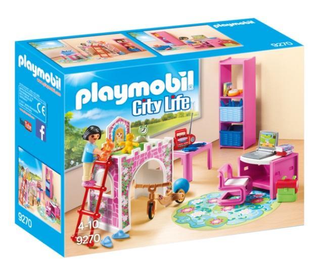 PLAYMOBIL 9270 HABITACION INFANTIL