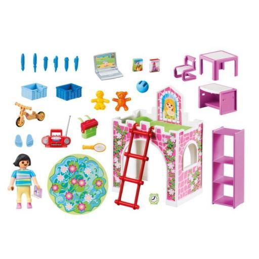PLAYMOBIL 9270 HABITACION INFANTIL [1]