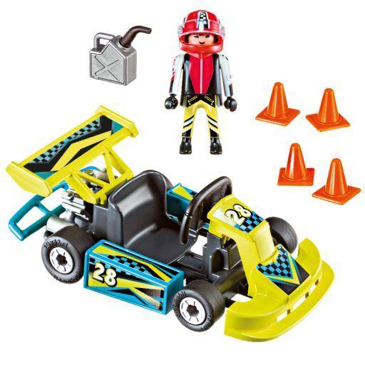 PLAYMOBIL 9322 GO-KART RACER CARRY CASE [2]