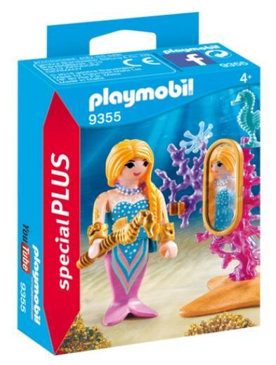 PLAYMOBIL 9355  SPECIAL SIRENA