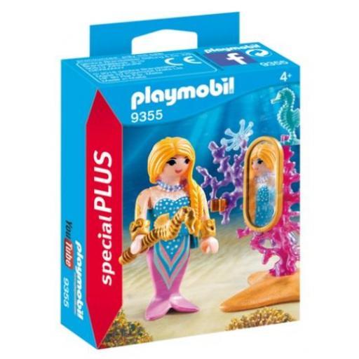 PLAYMOBIL 9355  SPECIAL SIRENA [0]