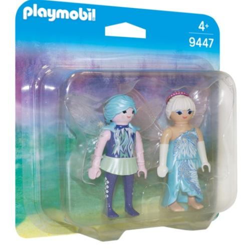 ​PLAYMOBIL 9447 DUO PACK HADAS DEL INVIERNO
