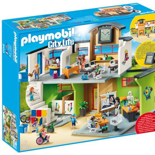 PLAYMOBIL 9453 COLEGIO