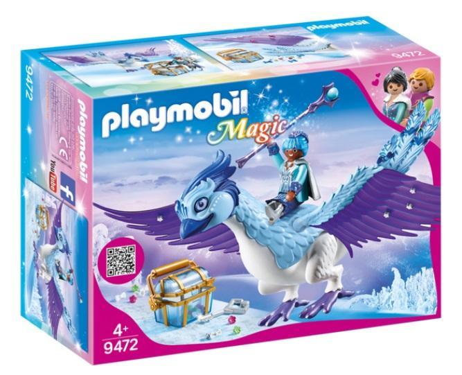 PLAYMOBIL 9472 FENIX GLORIOSA MAGIC