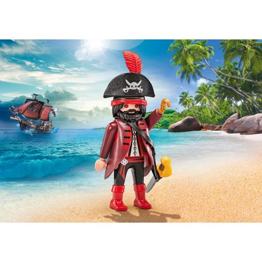 PLAYMOBIL 9883  CAPITAN PIRATA