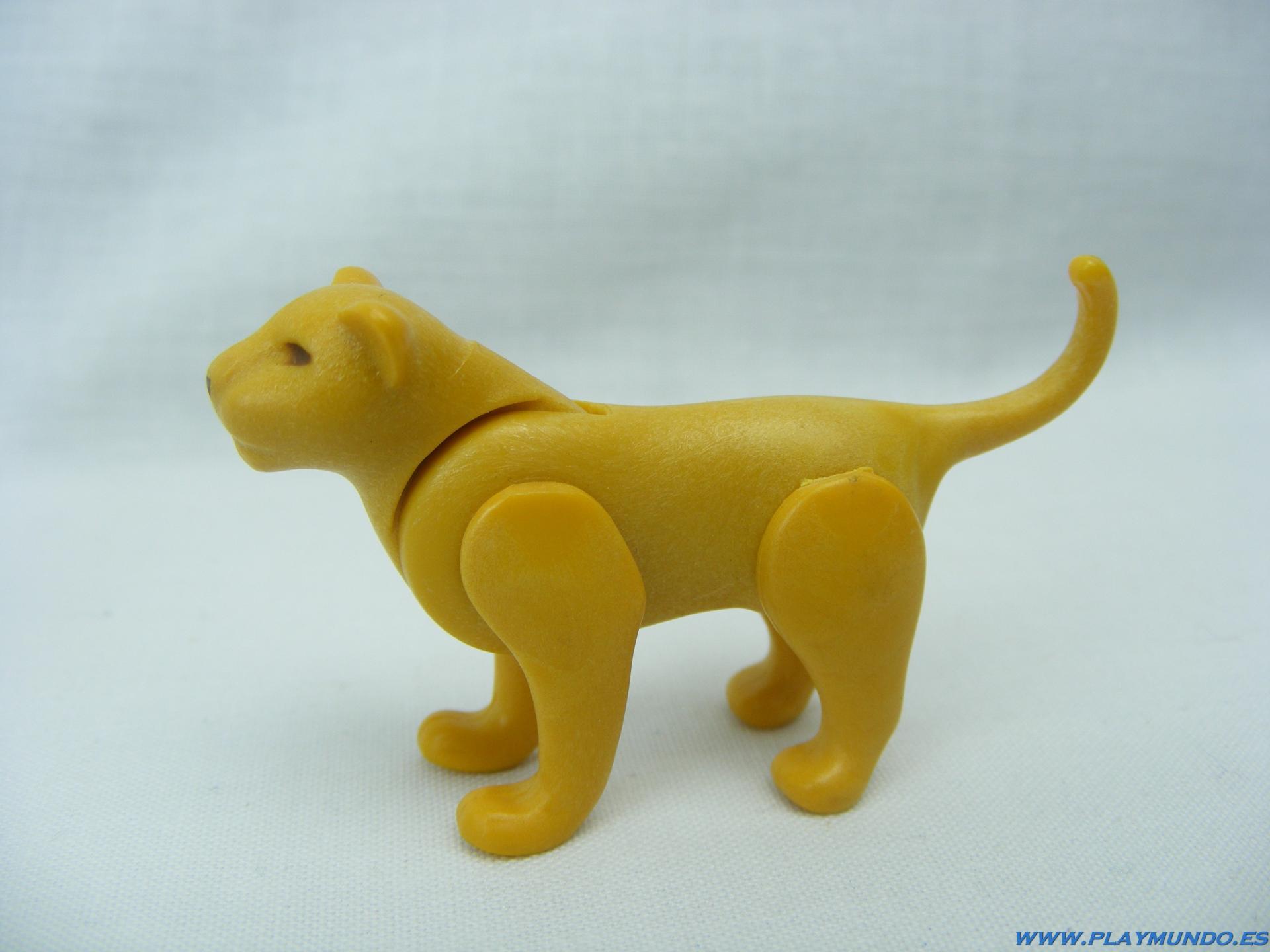 PLAYMOBIL CRIA DE LEON ANIMALES SABANA