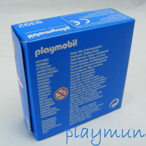 PLAYMOBIL 9392 PANADERO MEDIEVAL LEBKUCHEN SCHMIDT  [1]