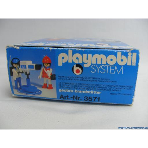 PLAYMOBIL 3571 REPORTERA CON CAMARA  (AÑO 1979 - 1985) [2]
