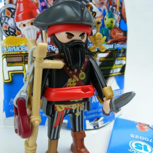 PLAYMOBIL SERIE 15 CHICOS PIRATA