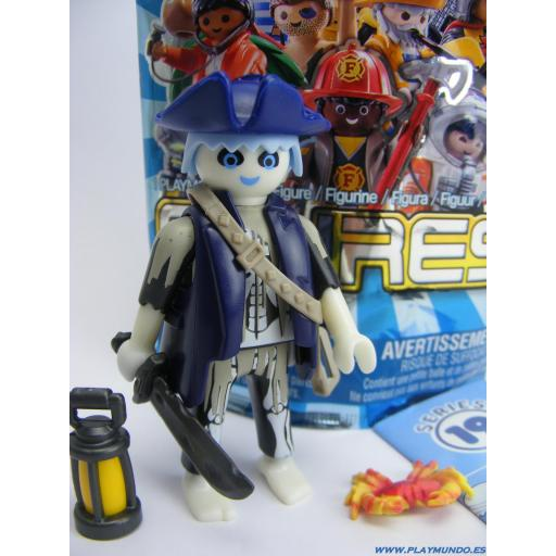 PLAYMOBIL SERIE 19 CHICOS PIRATA FANTASMA