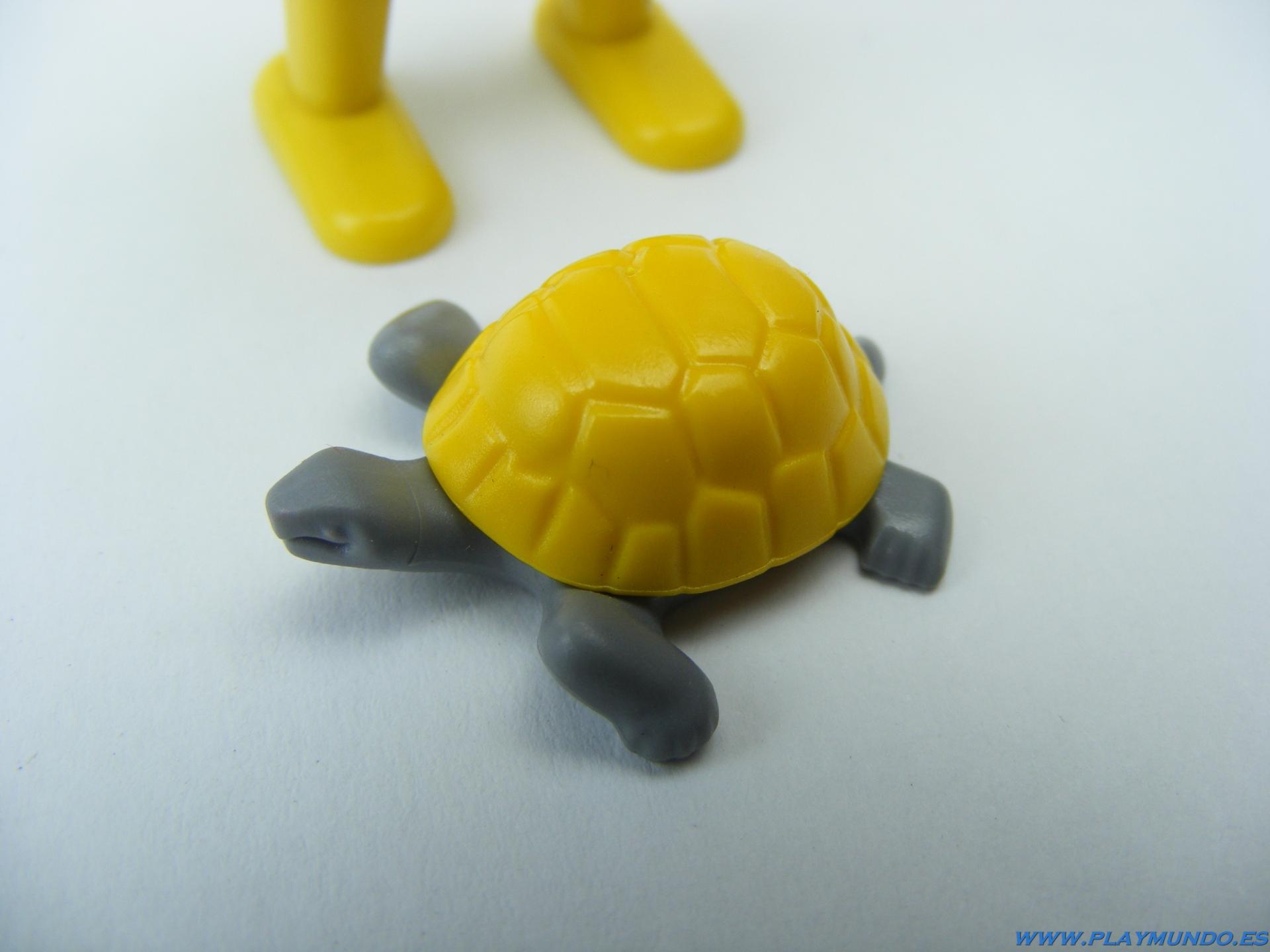 PLAYMOBIL TORTUGA ANIMALES