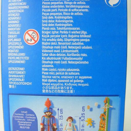 PLAYMOBIL 9519 PLAY & GIVE MAGO PEDIATRA MEDICO (EDICION GRIEGA) [1]