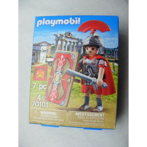 PLAYMOBIL 70101 CENTURION ROMANO (EDICION ITALIANA) (MARCA EN ZONA SUPERIOR CAJA) [2]