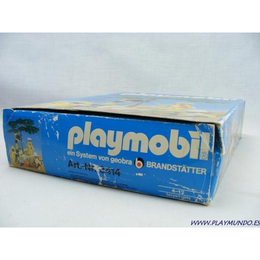 PLAYMOBIL 3414 FILMANDO EN SAFARI (AÑO 1980) [3]